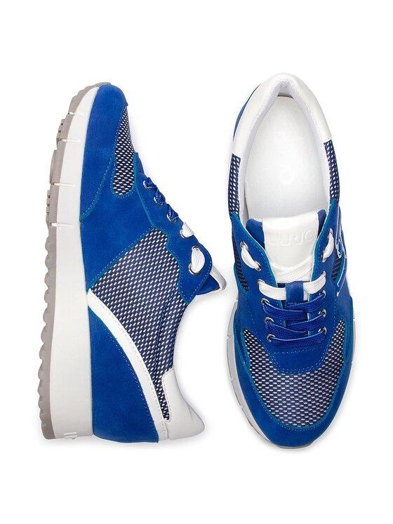 Liu Jo Liu Jo Sneakers Gigi 02 B19019 PX027 Bleumarin