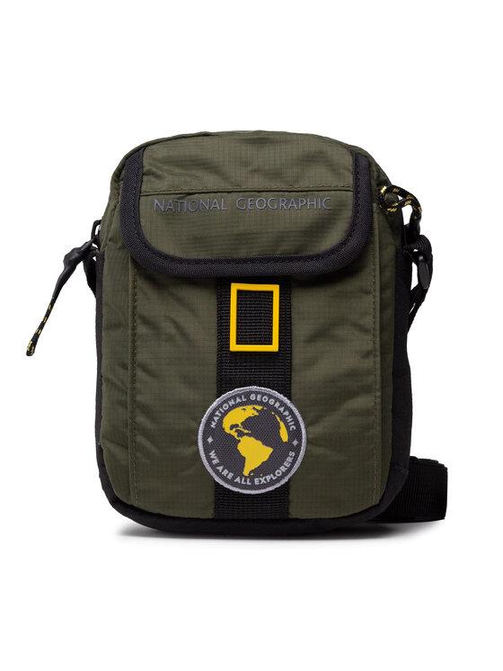 National Geographic National Geographic Saszetka Utility Bag N16983.11 Zielony