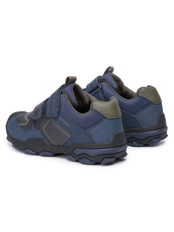 Geox Geox Laisvalaikio batai J Buller B Abx D J949WD 0MEFU CF4A3 D Tamsiai mėlyna