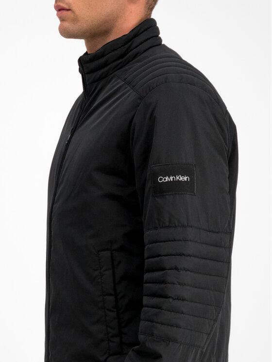 Calvin Klein Calvin Klein Преходно яке K10K104435 Черен Regular Fit