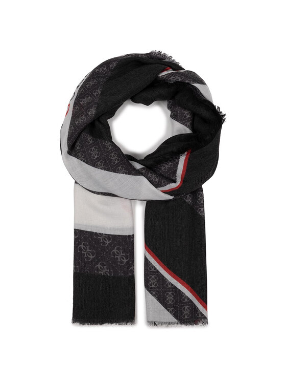 Guess Guess Szal Not Coordinated Scarves AM8601 POL03 Czarny
