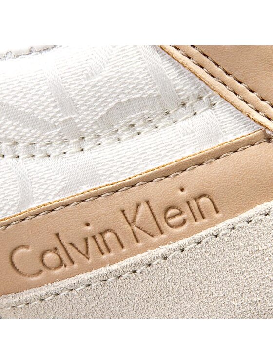 Calvin Klein Jeans Calvin Klein Jeans Sneakersy Tea RE9266 Beżowy