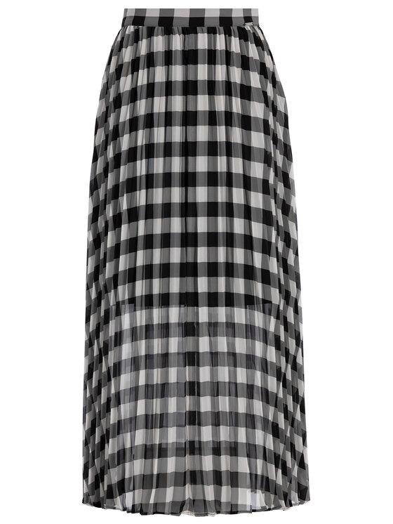 Guess Guess Gonna plissettata Mafalda W93D74 WBUD0 Grigio Regular Fit
