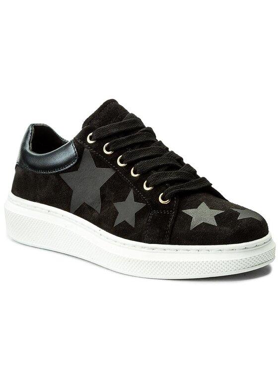 Tommy Hilfiger Tommy Hilfiger Sneakers Sabrina 1B1 FW0FW01855 Schwarz