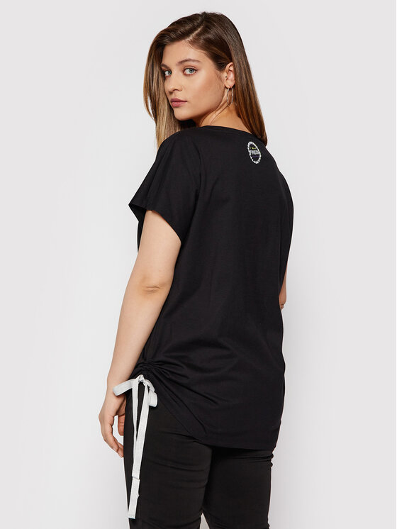 Persona by Marina Rinaldi Persona by Marina Rinaldi T-Shirt 1972059 Czarny Regular Fit