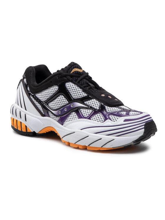 Saucony Laisvalaikio batai Grid Web S70466-5 Balta