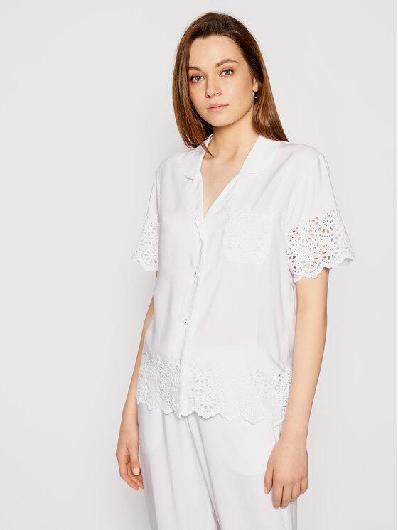 Cyberjammies Pižamos marškinėliai Leah 4835 Balta