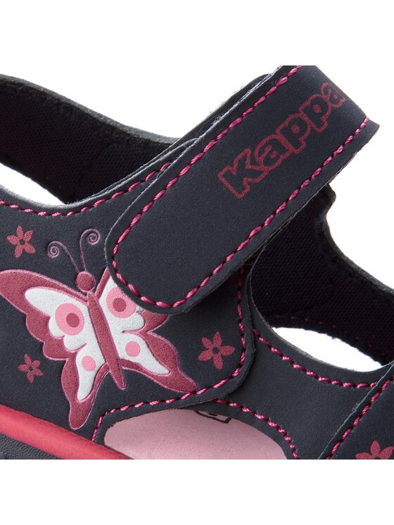 Kappa Kappa Sandály Blossom K 260593K Tmavomodrá