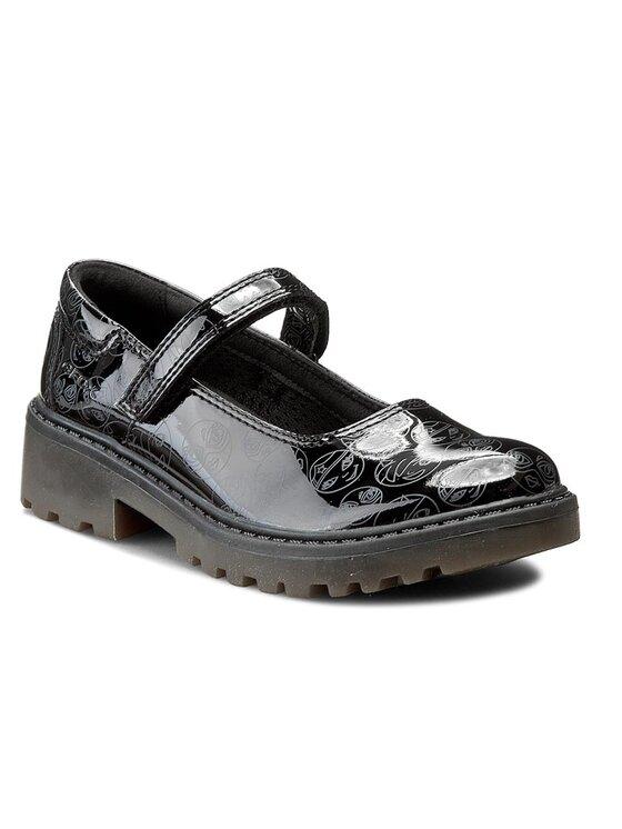 Geox Geox Κλειστά παπούτσια J Casey G. J J6420J 000FC C9999 Μαύρο