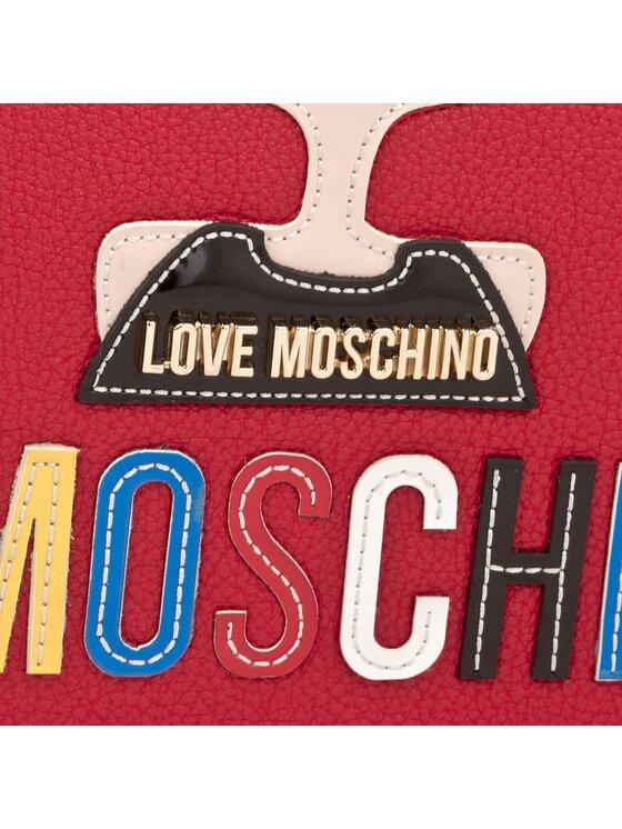 LOVE MOSCHINO LOVE MOSCHINO Borsa JC4088PP15LK0500 Rosso