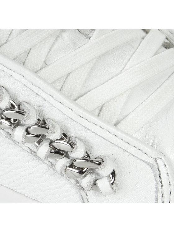 Guess Guess Sneakers Dina FL4DIN LEA12 Weiß