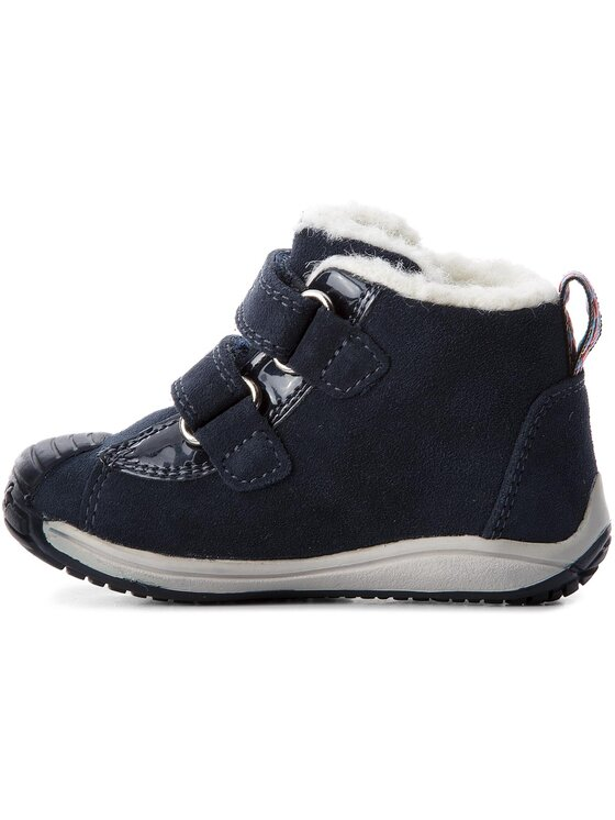 Geox Geox Auliniai batai B Toledo G. C B8446C 022HI C4002 Tamsiai mėlyna