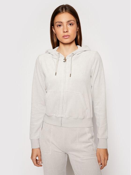Juicy Couture Džemperis Robertson JCCA221001 Pilka Regular Fit