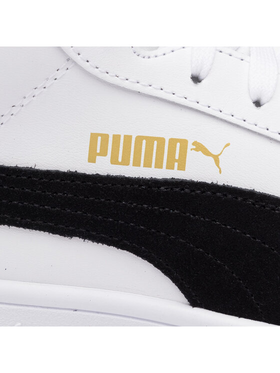 Puma Puma Sneakers Smash v2 Mid L 366924 05 Bianco