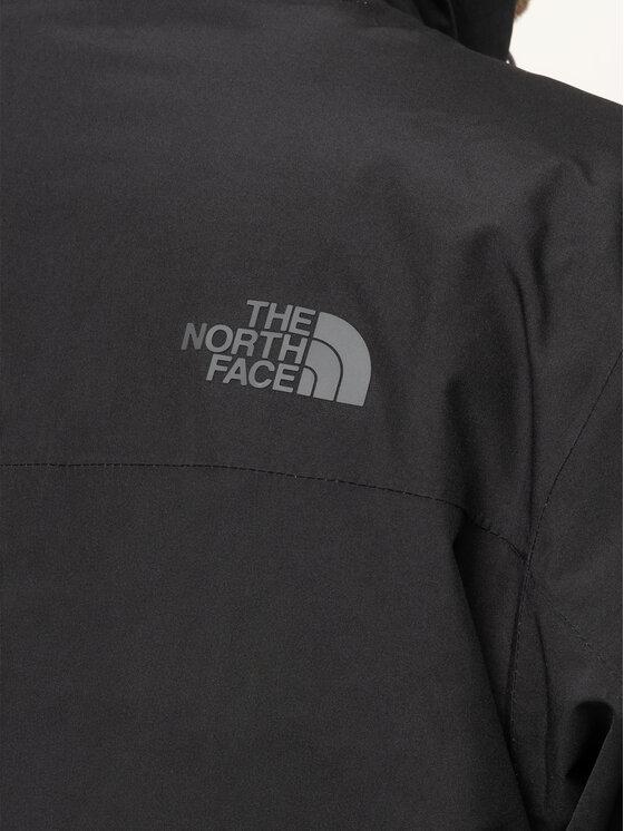 The North Face The North Face Lyžiarska bunda Descendit NF0A3LZLJK3 Čierna Regular Fit
