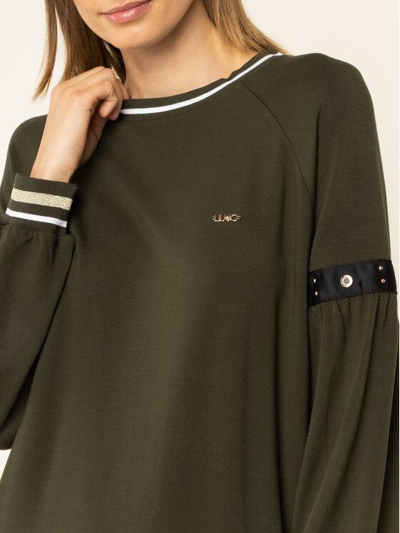 Liu Jo Sport Liu Jo Sport Φόρεμα καθημερινό T69051 F0576 Πράσινο Regular Fit