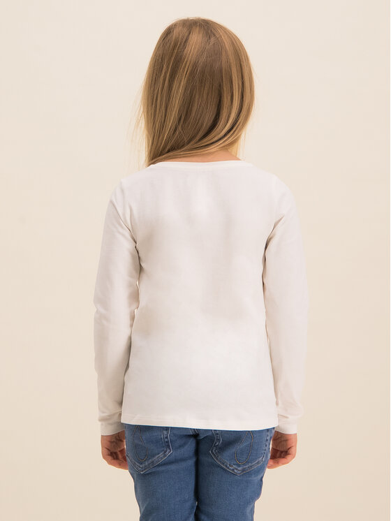 Guess Guess Bluse K01I21 K82K0 Beige Regular Fit