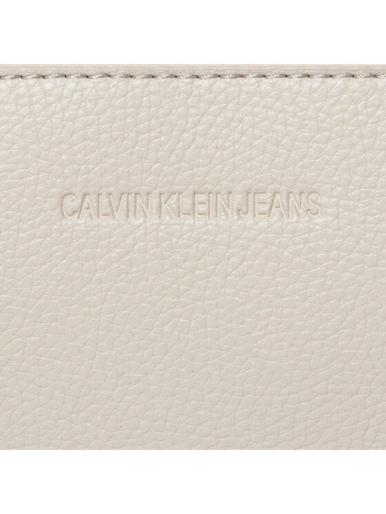 Calvin Klein Jeans Calvin Klein Jeans Torebka Ckj Ultra Light Small Xbody K60K606585 Beżowy