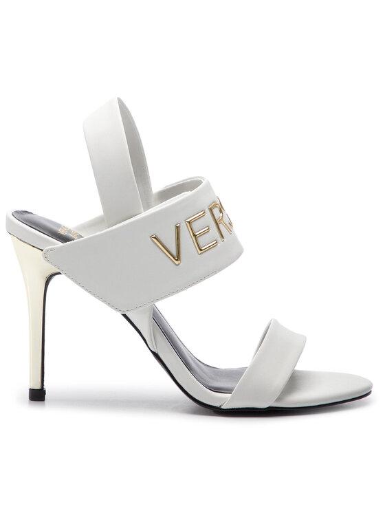 Versace Jeans Versace Jeans Сандали E0VTBS17 Бял