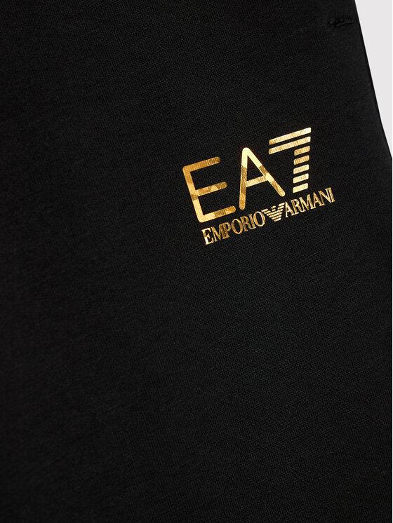 EA7 Emporio Armani EA7 Emporio Armani Dres 6KFV52 FJ31Z 1200 Czarny Regular Fit