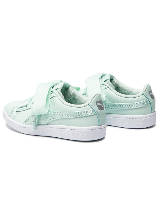 Puma Puma Sneakers Vikky Ribbon L Satin Ps 369543 01 Grün