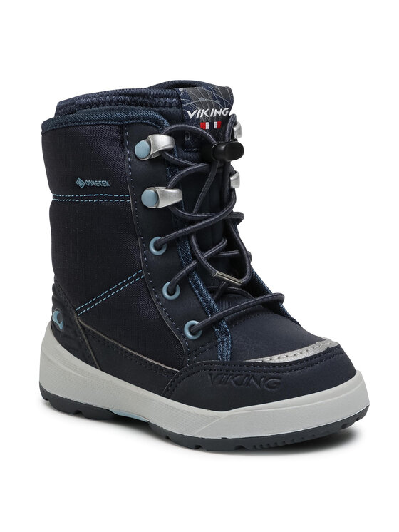 Viking Sniego batai Fun Gtx GORE-TEX 3-90025-5 Tamsiai mėlyna