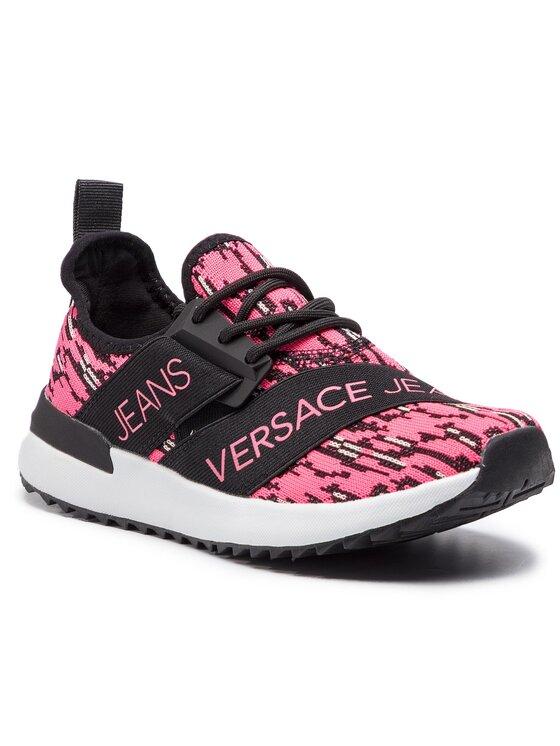 Versace Jeans Versace Jeans Сникърси E0VTBSG5 Розов