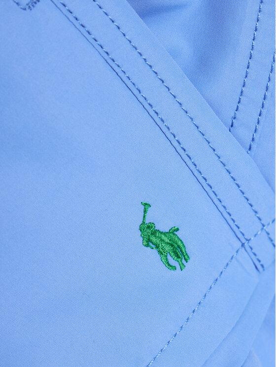 Polo Ralph Lauren Polo Ralph Lauren Szorty kąpielowe Traveler Sho 322785582013 Niebieski Regular Fit