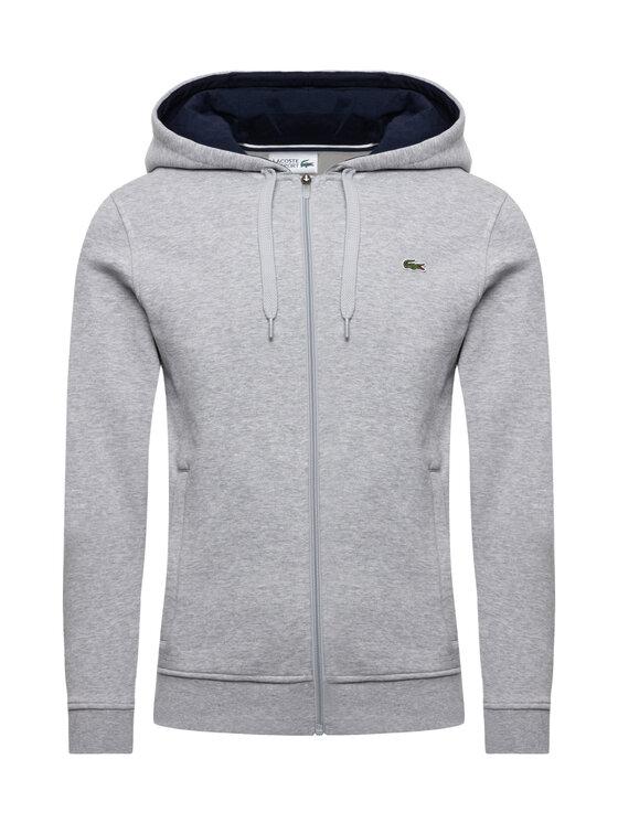 Lacoste Lacoste Sweatshirt SH7609 Grau Regular Fit