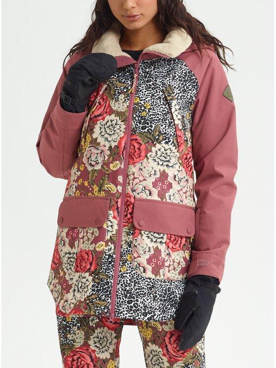 Burton Burton Snowboard kabát Prowess 10083106650 Piros Regular Fit