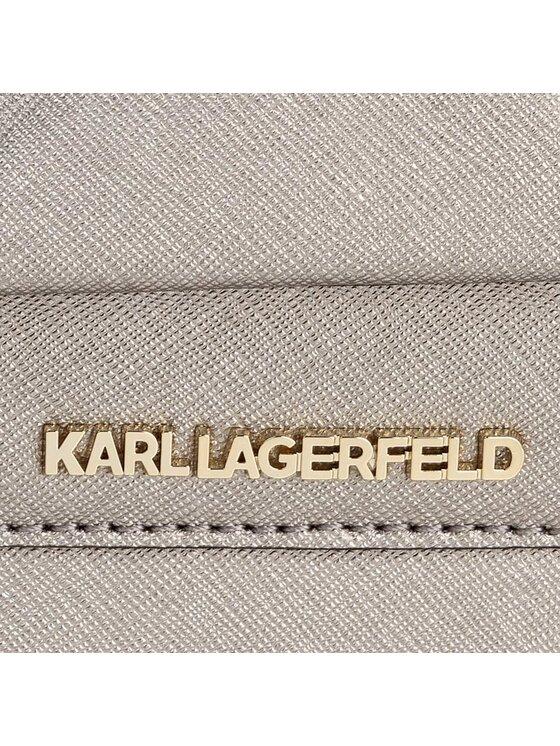 KARL LAGERFELD KARL LAGERFELD Borsa 76KW3045 Argento