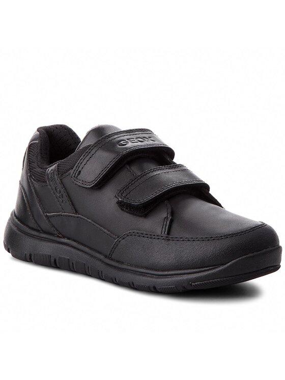 Geox Geox Κλειστά παπούτσια J Xunday B. B J743NB 043BC C9999 D Μαύρο