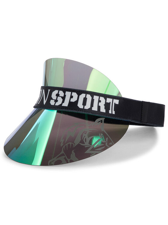 Plein Sport Plein Sport Γείσο Visor Hat 000 MAC0395 STE003N Πράσινο