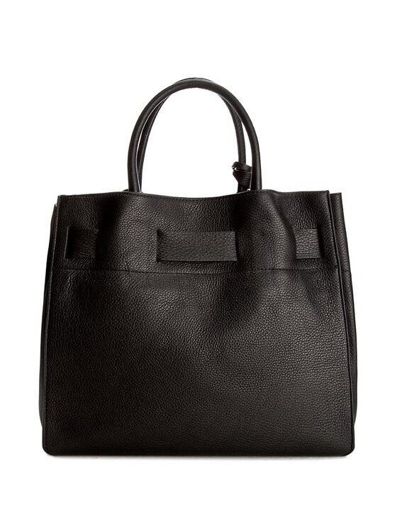 Coccinelle Coccinelle Дамска чанта YL3 Clotilde Nastro C1 YL3 18 01 01 Черен