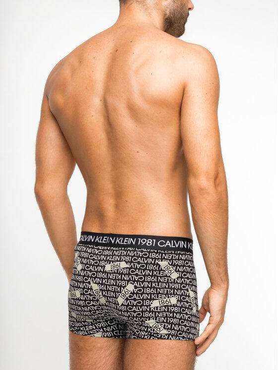 Calvin Klein Underwear Calvin Klein Underwear Boxer 000NB2134A Noir