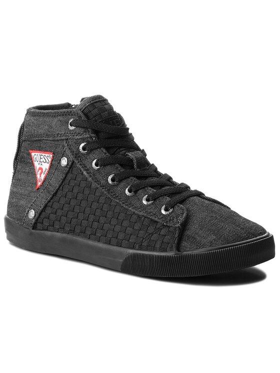 Guess Guess Sneakers FJBEN3 DEN12 Gri