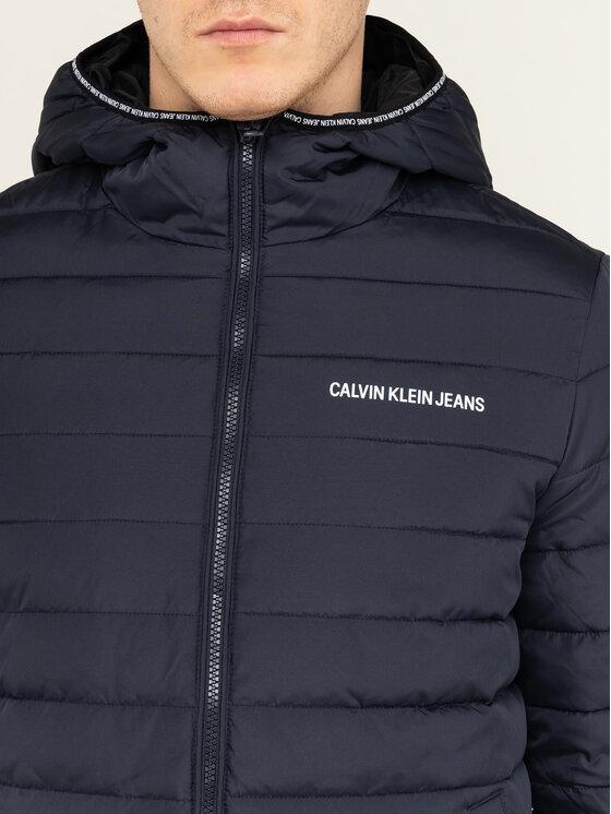Calvin Klein Jeans Calvin Klein Jeans Zimná bunda J30J312764 Tmavomodrá Regular Fit