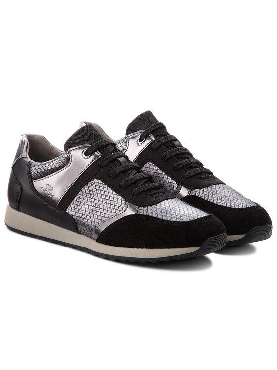 Geox Geox Sneakers D Deynna C D846FC 004AU C9999 Schwarz