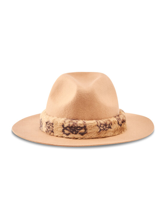 Guess Kapelusz Not Coordinated Hats AW8539 WOL01 Beżowy