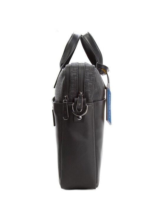 Trussardi Trussardi Jeans Laptoptáska Bocconi 71B00076 Fekete