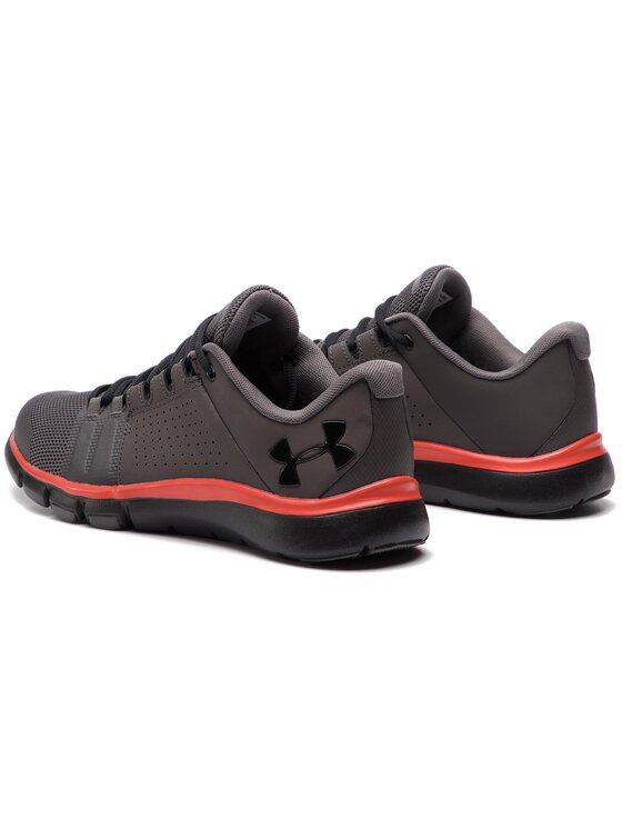 Under Armour Under Armour Buty Ua Strive 7 Nm 3020750-100 Szary