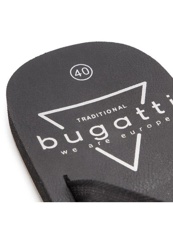 Bugatti Bugatti Šlepetės per pirštą 321-72780-6900-1000 Juoda