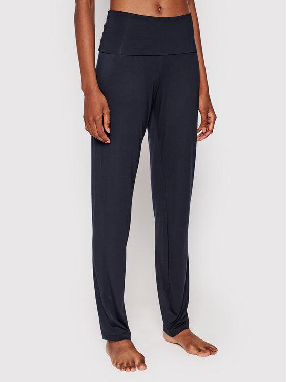 Hanro Pižamos kelnės Yoga 7998 Juoda