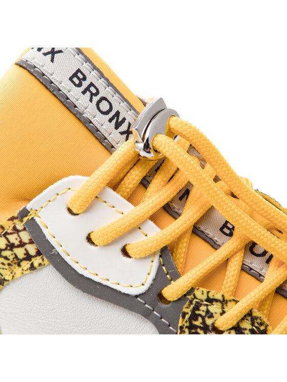 Bronx Bronx Sneakersy 66167D-HA BX 1525 Biały