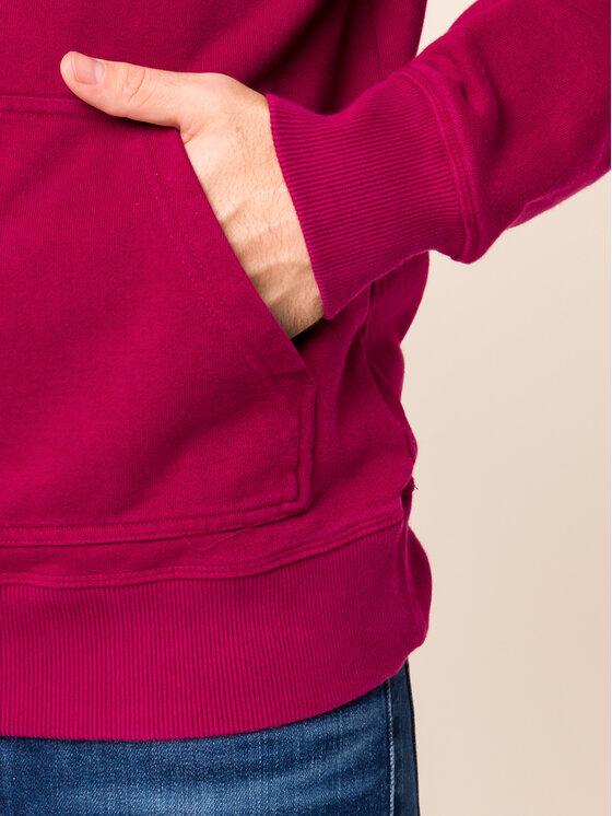 Calvin Klein Jeans Calvin Klein Jeans Μπλούζα Monogram J30J313219 Μπορντό Regular Fit