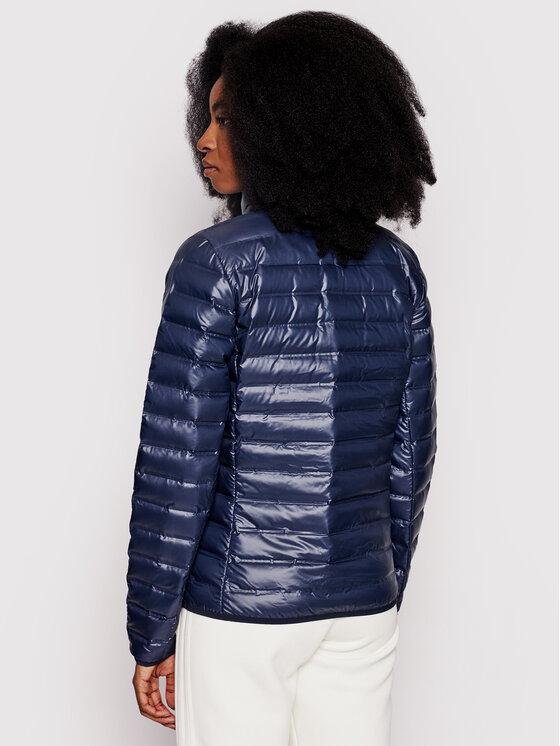 adidas adidas Pernata jakna Varilite CY8741 Tamnoplava Slim Fit