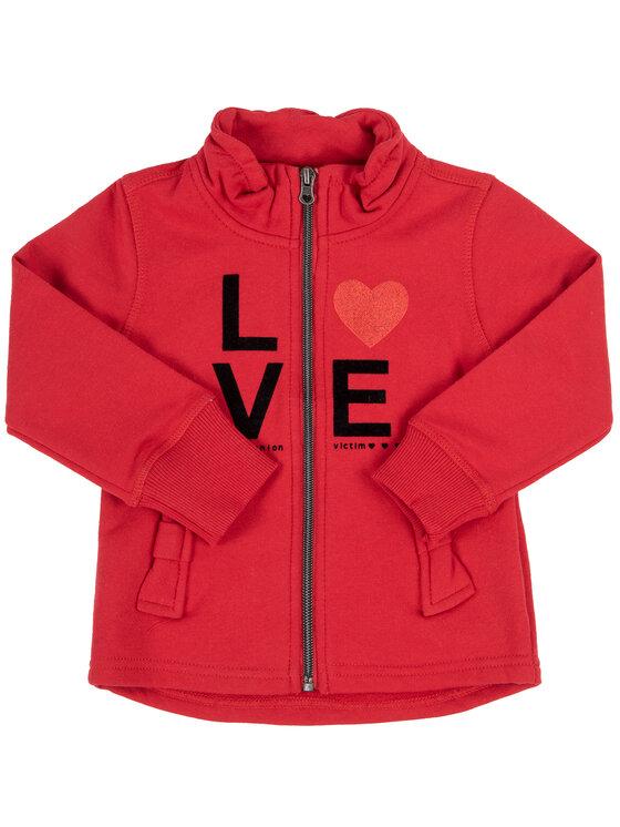 Primigi Primigi Sweatshirt Informal Campus 44151572 Rouge Regular Fit