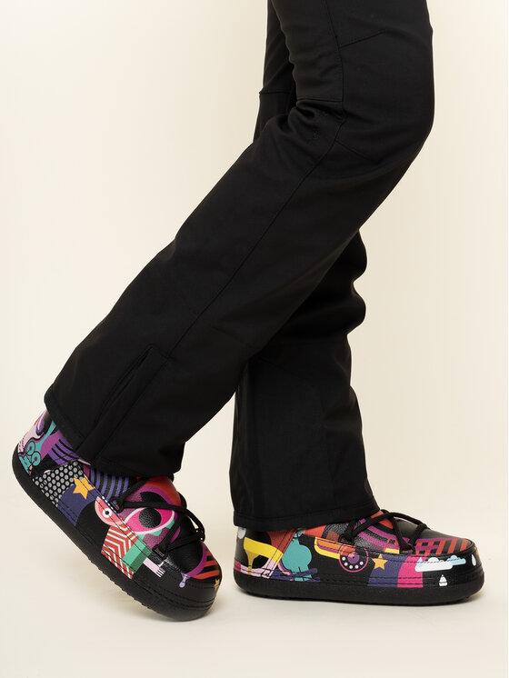 Billabong Billabong Сноуборд панталони Flake Q6PF08 BIF9 Черен Skinny Fit