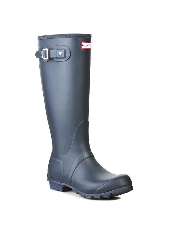 Hunter Guminiai batai Original Tall WFT1000RMA Tamsiai mėlyna