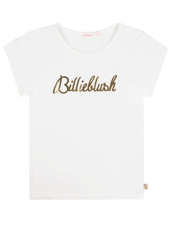 Billieblush Billieblush Tricou U15P02 Alb Regular Fit